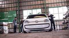 automobile, automotive exterior, wheel, volkswagen, vehicle, automotive design, subcompact car, volkswagen up, city car, land vehicle,
