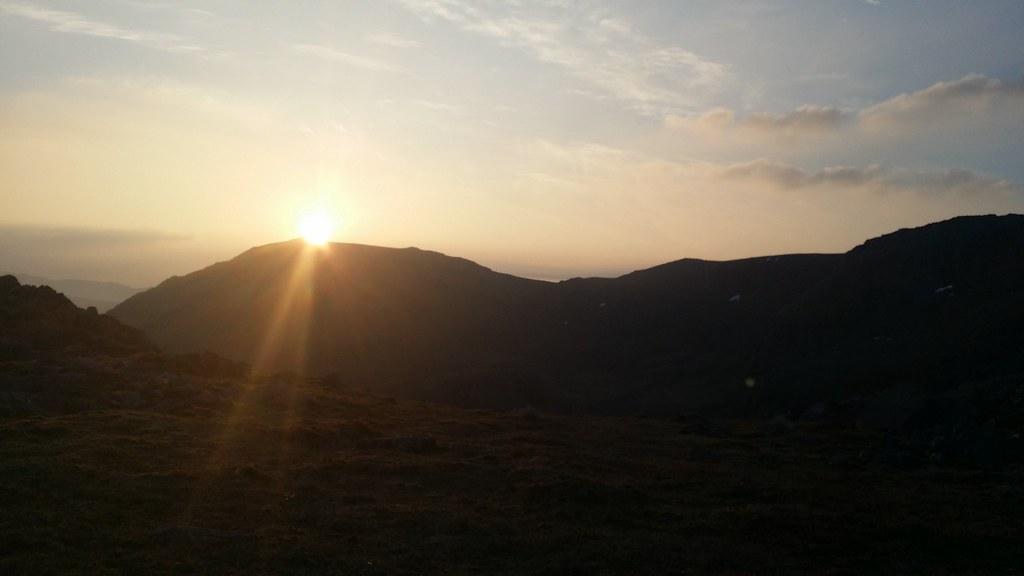 Lingmell sunrise #sh