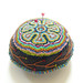 Embroidered Pincushion 1 by BooDilly's