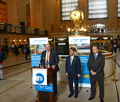 NYPA Earth Day Event at Grand Central Terminal