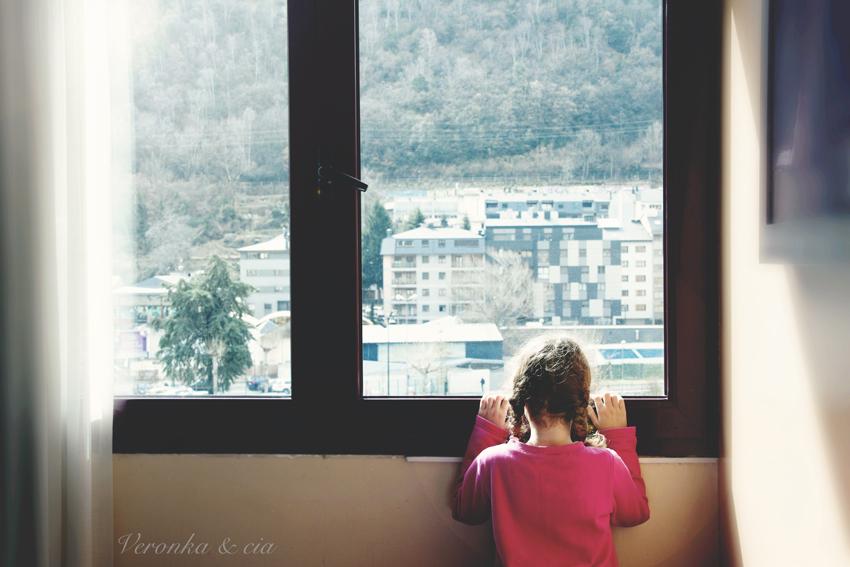 Una ventana llena de sol..