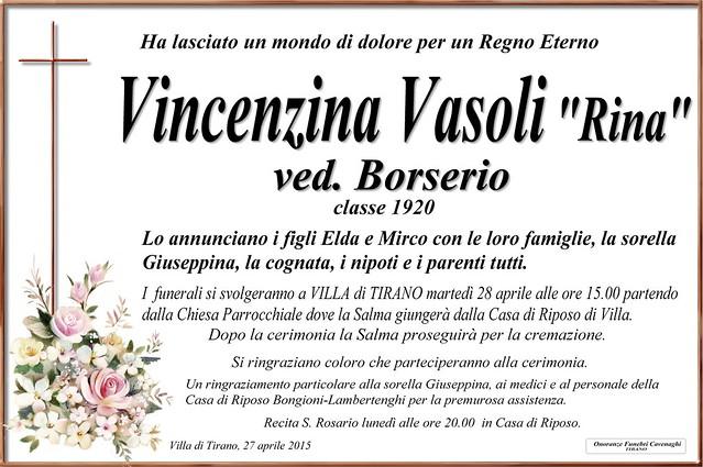 Vasoli Vincenzina