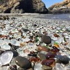 I finally made it to Glass Beach, after years of hearing about this magical sea glass destination. Although it was smaller than I expected, it did not disappoint. It was, indeed, covered in sea glass, although apparently over the years the quantity and va