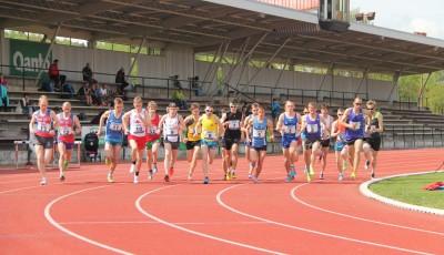 Mistry ČR v běhu na 10 000m se stali Olejníček a Stewartová