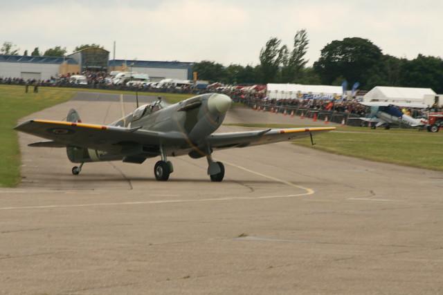 Supermarine Spitfire Vb EP120