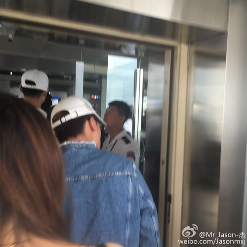 BIGBANG Arrival Harbin 2016-06-24 (3)