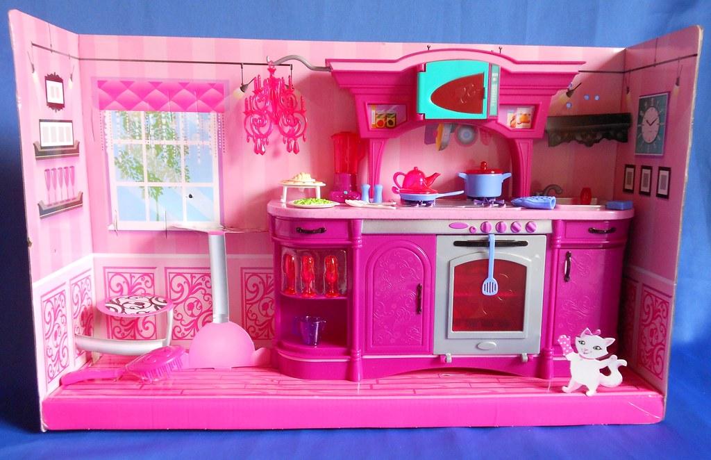 Barbie Glam Kitchen Set Www Pixshark Com Images Galleries With A Bite