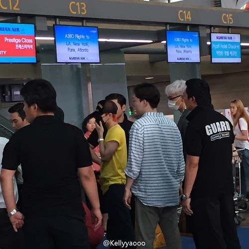 BIGBANG departure Seoul ICN 2015-08-07 (3)