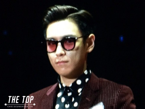 BIGBANG Shanghai Fan Meeting Day 2 Event 2 evening 2016-03-12 (1)