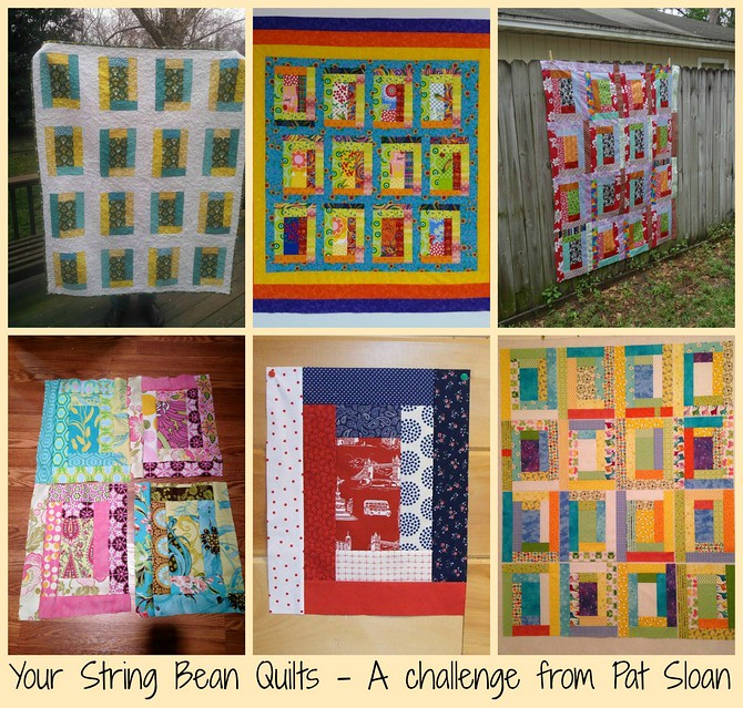 pat sloan string bean challenge quilts by you 2