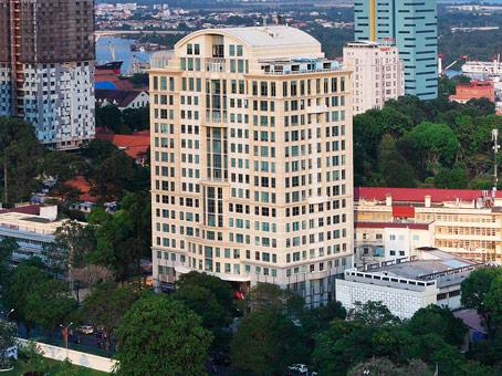 Dự án Saigon Tower-Lê Duẩn