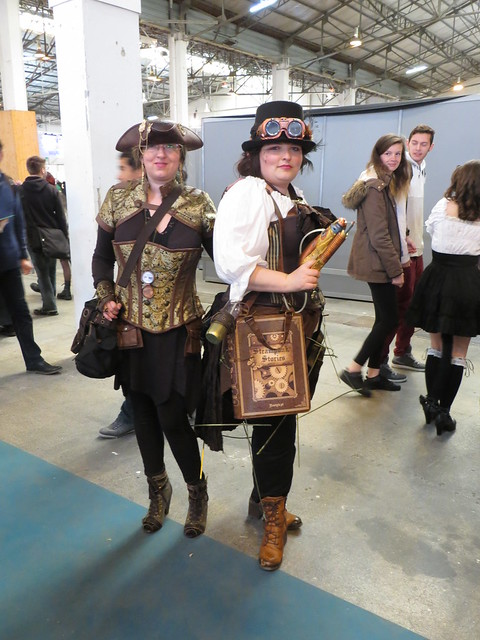 Japon Expo Sud - Marseille 2015