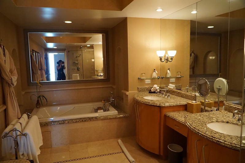 Acqualina Resort and Spa Bathroom