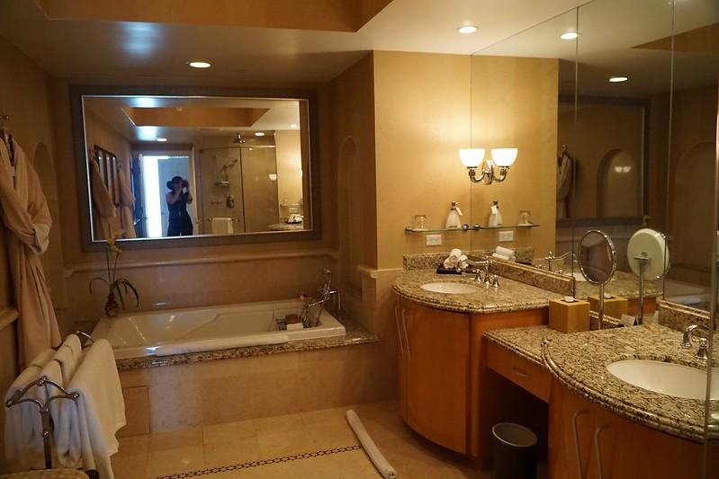 Acqualina Resort and Spa Bathroom
