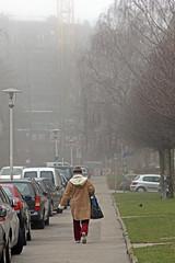 Nebel in Kiel 1