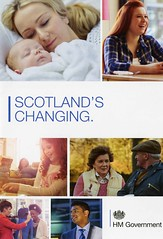 Scotland's Changing pamphlet, March 2015