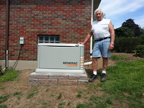 Albright Electric LLC Generac Generator Customers