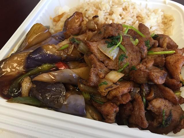 2 item combo - New Ming's Restaurant