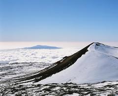Mauna Kea, Hawaiian Snow