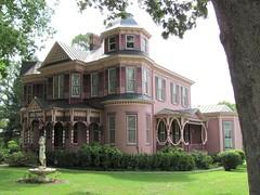 E. L. Evans House, South Boston, Va