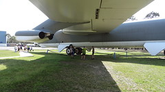 Air Force Armament Museum - B-52 flown by George