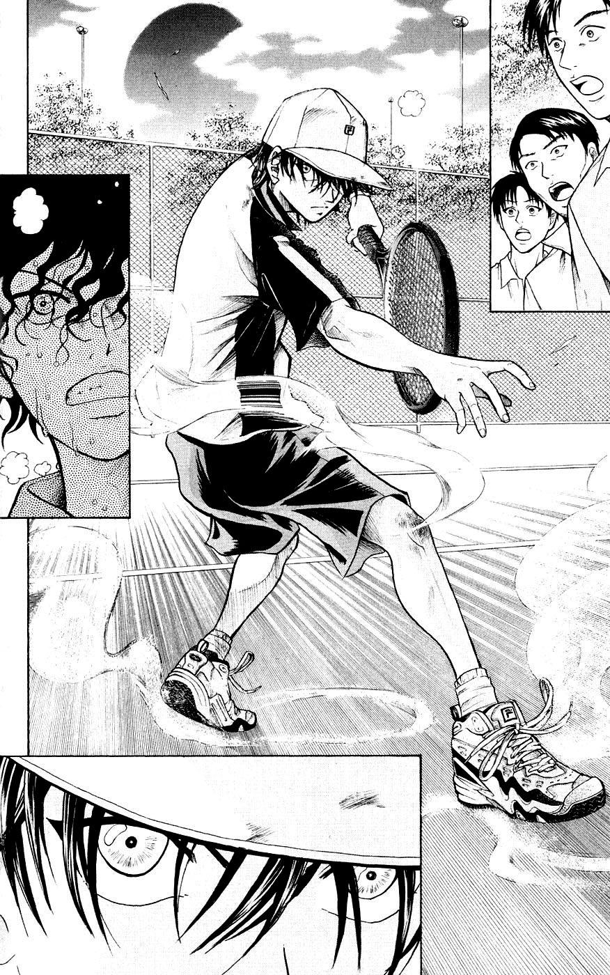 Prince of Tennis chap 192 Trang 9