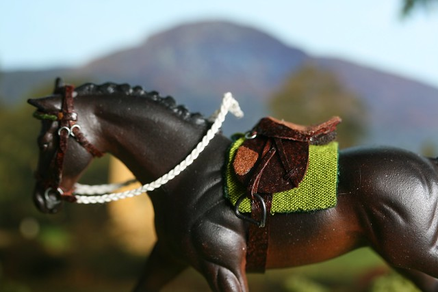 Stablemate Scale XC tack set (1/32nd)