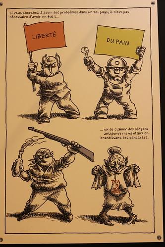 Manuel du parfait réfugié politique, Mana Neyestani - Salon du Livre de Paris 2015