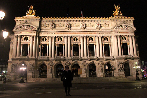 Opéra at Night