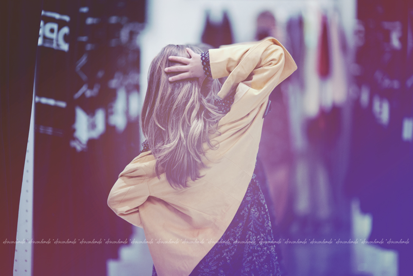 Fashion Victim con Litel Pipol... Semana 44 (Segundo Año)