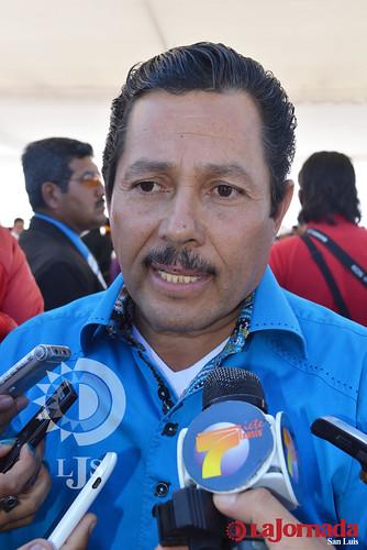 Designa el PRD a Ricardo Gallardo Juárez como candidato a la alcaldía capitalina