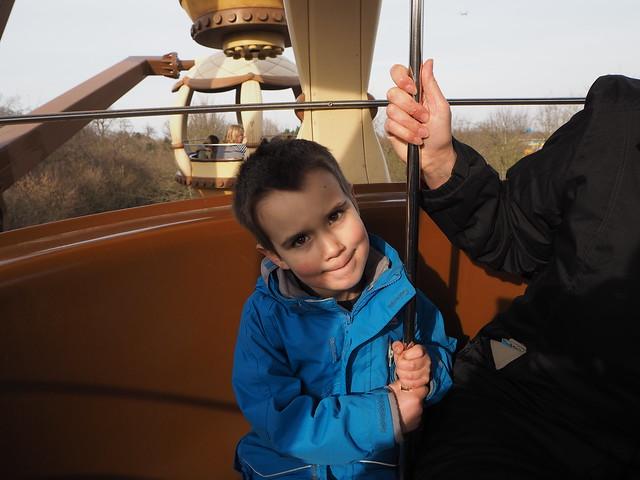 Jasper Riding Aero Noman