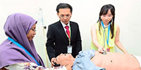 New skills centre a boon to medical students