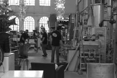 Venice - Murano glass blowers