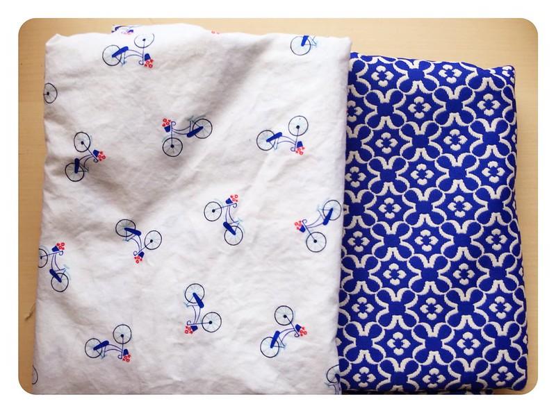 Birthday fabrics