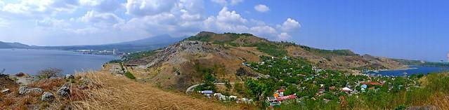 Sisiman Panorama Mariveles Bataan Philippines
