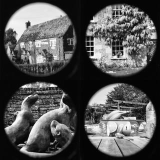 Pinhole portholes