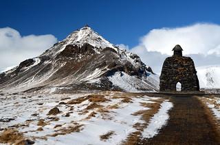 Mt. Stapafell and Bárður