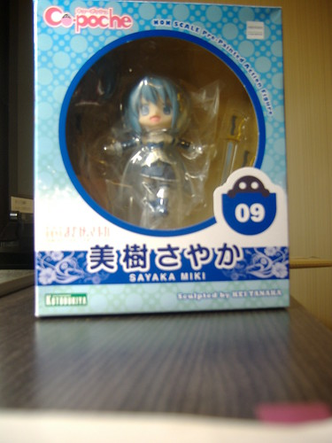 Sayaka figure