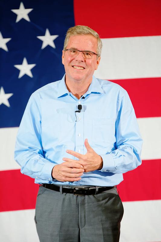 Governor of Florida Jeb Bush at #FITN 2015