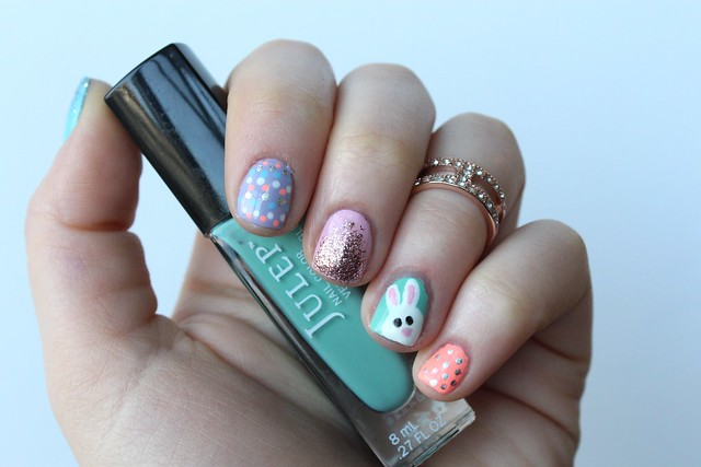 Easter Nails | #LivingAfterMidnite