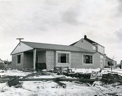 Lustron House Press Photo 1948