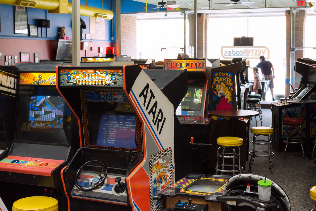 Yestercades, Red Bank, NJ 4/18/15
