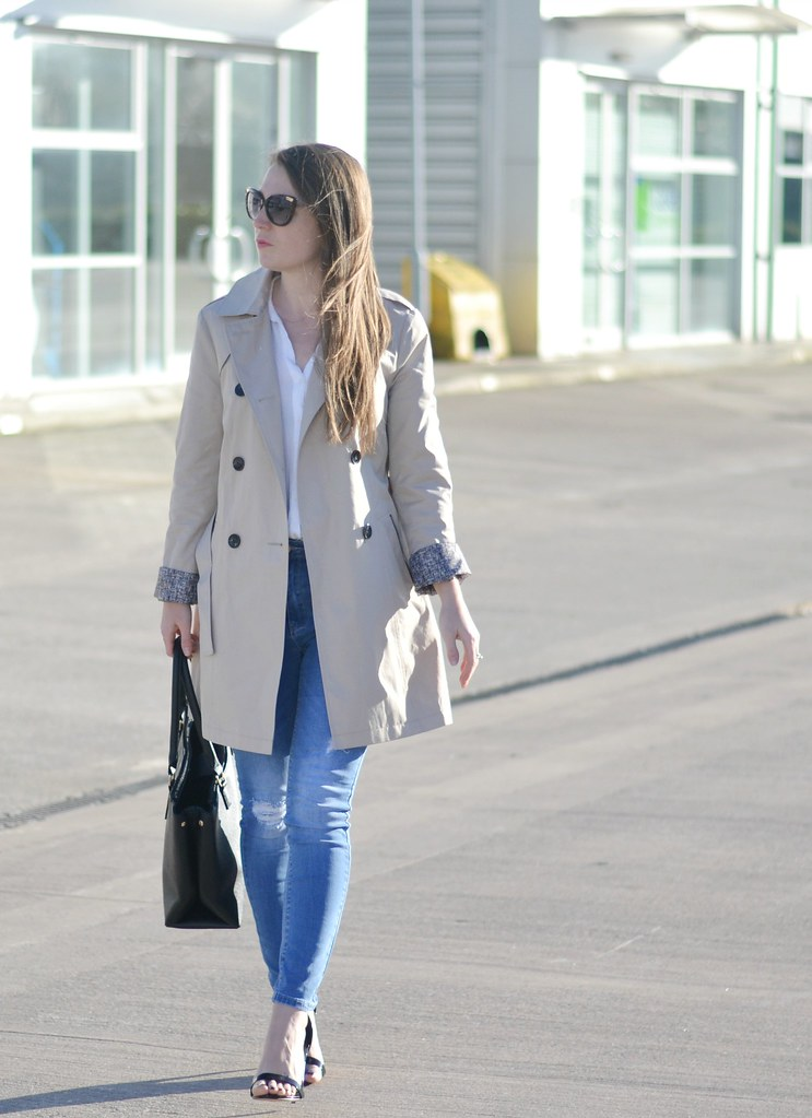 George Asda Trench Coat