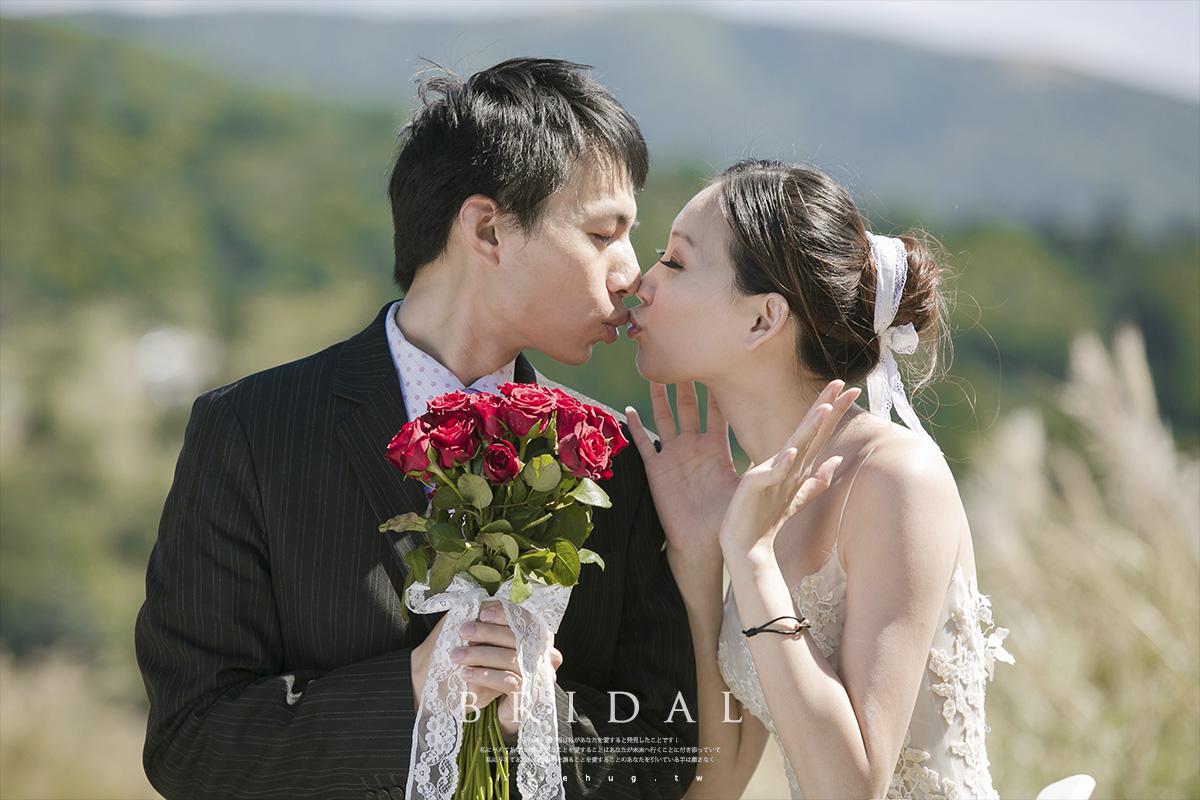 自助婚紗,自主婚紗,婚紗攝影,陽明山,婚攝Benson