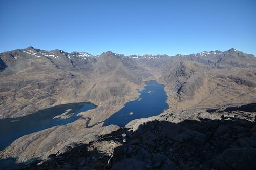 Loch Scavaig & Loch Coruisk