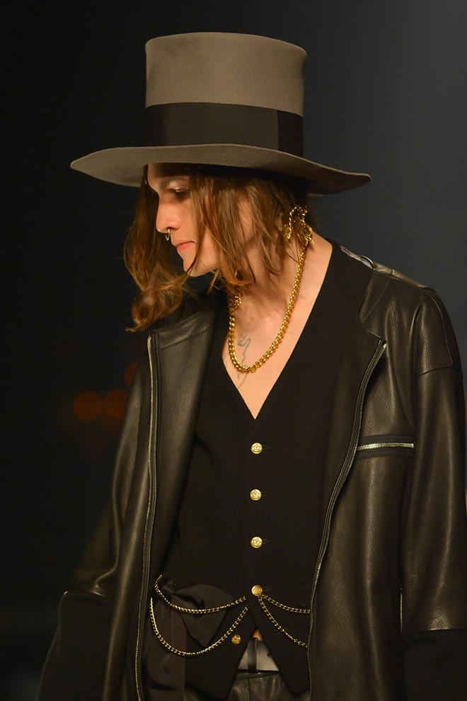 Marcel Castenmiller3347_FW15 Tokyo TAKEO KIKUCHI(fashionsnap.com)