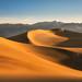 Death Valley Dunes by James Duckworth