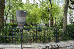 Photo of Black plaque № 39479