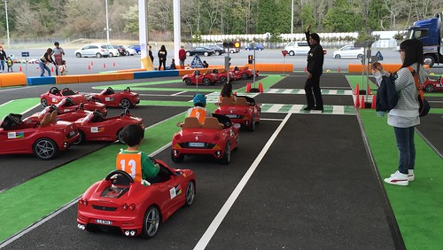 Super Car Race Series & Kids Traffic Safety School Projects